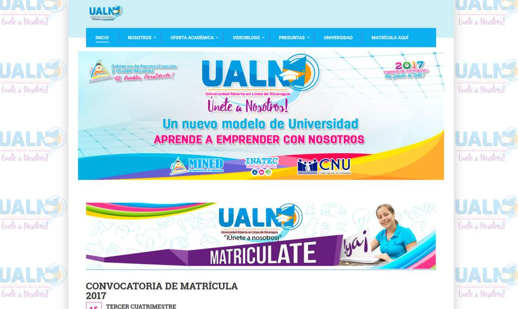 Universidad Abierta en Línea de Nicaragua